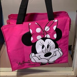Mini Mouse Tote Bag with Zipper